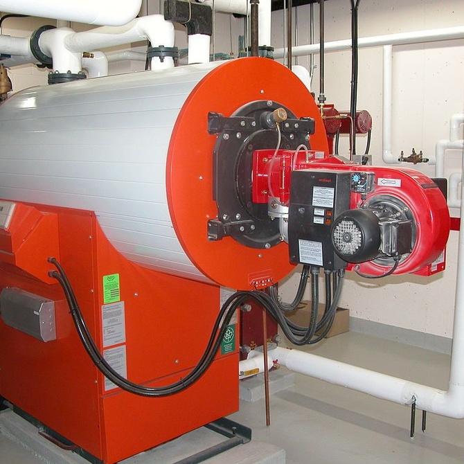 Las ventajas en las calderas de gas natural