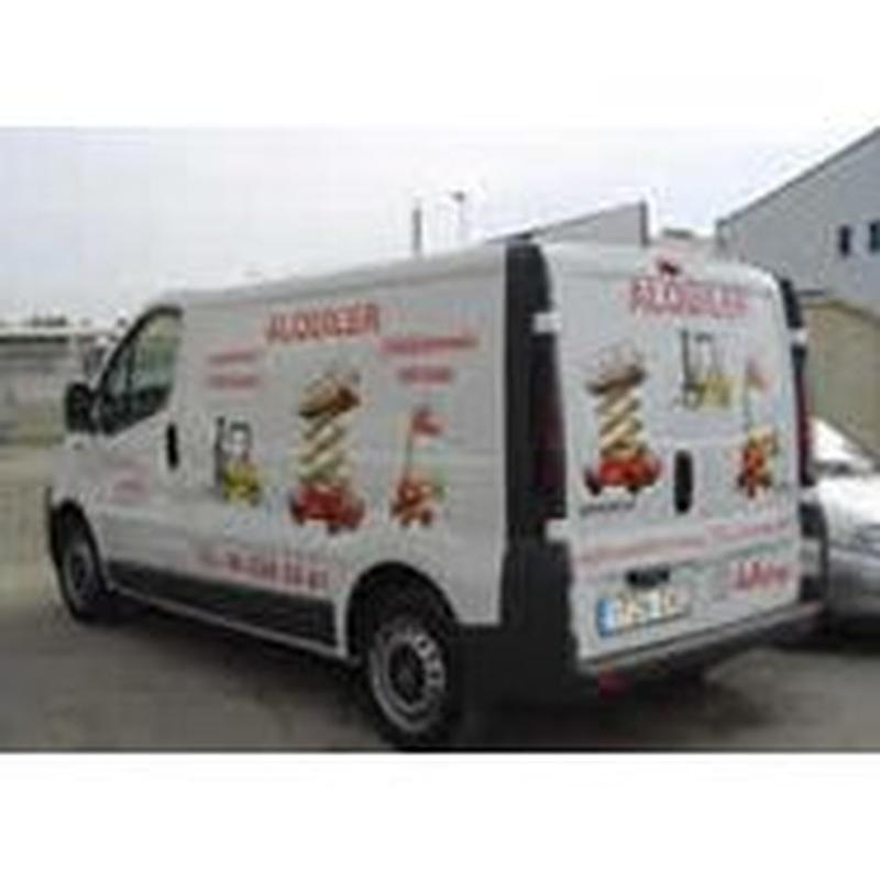 Mantenimiento: Productos y Servicios   de Jofemesa
