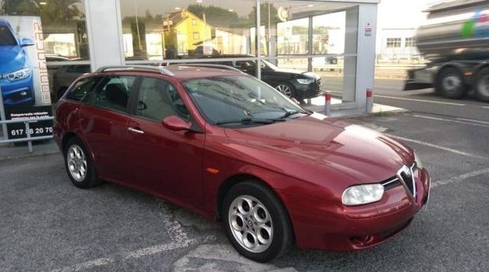 ALFA ROMEO 156 1.9 JTD SPORTWAGON: Compra venta de coches de CODIGOCAR
