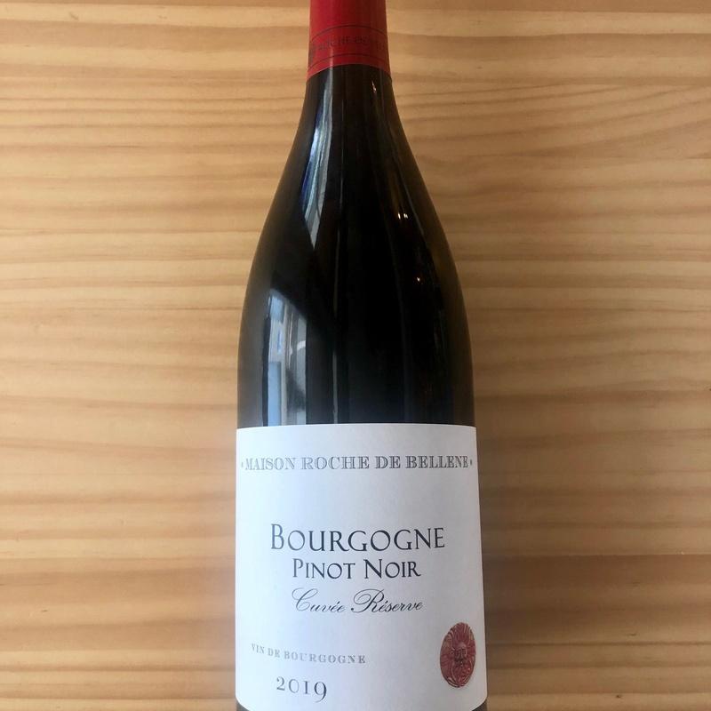BOURGOGNE Pinot Noir: CARTA y Menús de Alquimia
