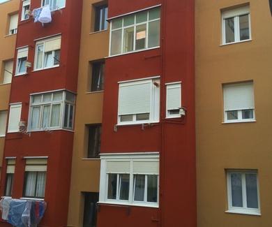 Rehabilitación de fachada exterior