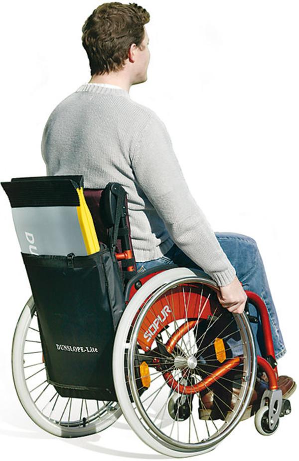 Rampas ultraligeras para sillas de ruedas Lite