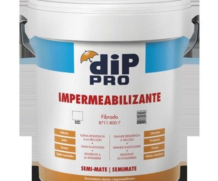 Dip Pro impermeabilizante fibrado