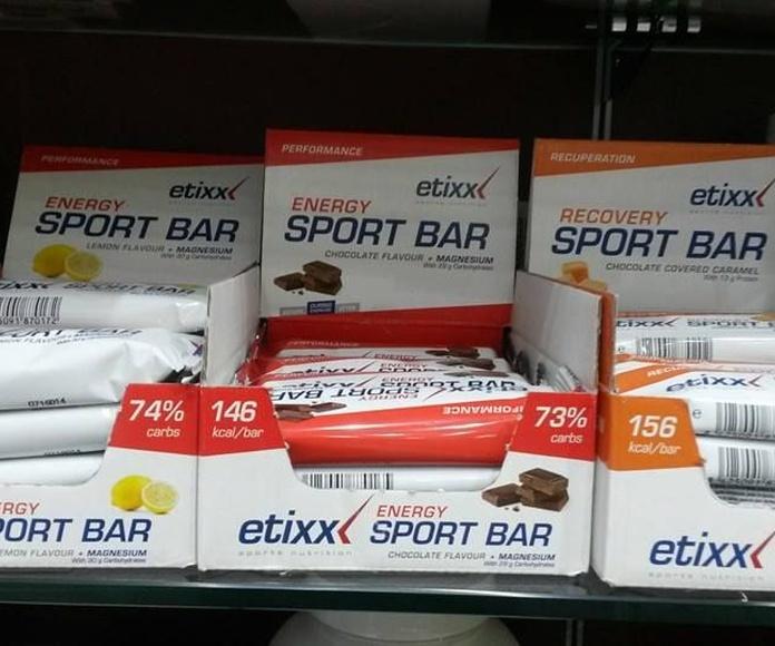 Nutrición y dietética deportiva: Productos y Servicios de Farmàcia  Olivella