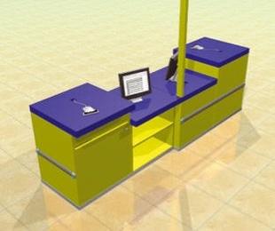 Muebles para cajas +TPU+balanzas