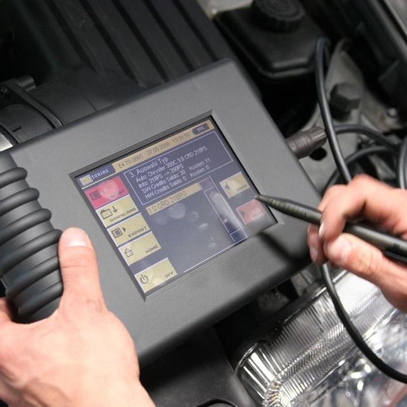 Diagnosis: Servicios de Tonicar Motor