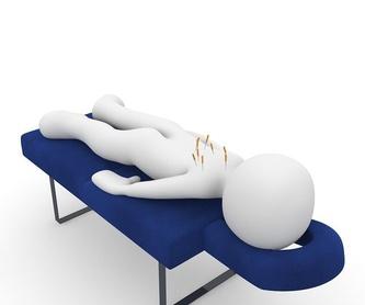 Posturología y posturometría: Servicios de Centro de Salud del Pie
