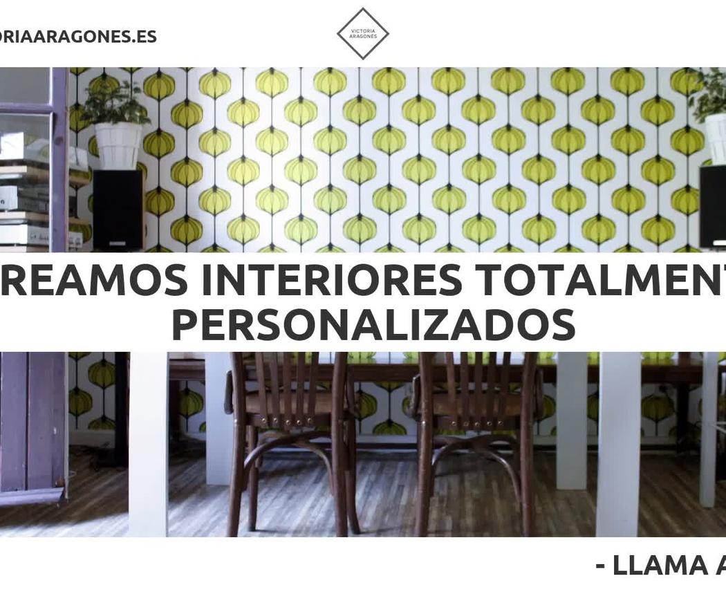 Reformas de locales en Eixample de Barcelona - Victoria Aragonés