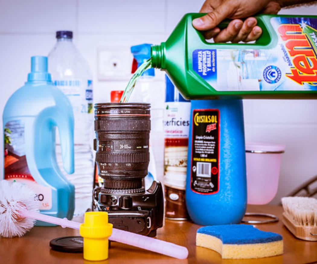 Limpiezas después de realizar una obra en casa