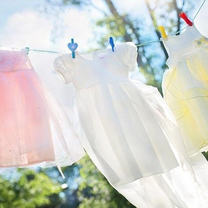 Reconoce los símbolos de lavado en tu ropa de trabajo