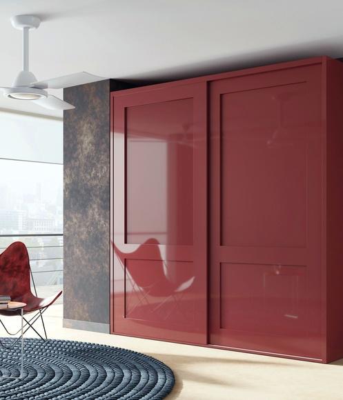 Armario puertas correderas AC_1: Muebles de Spais a Mida