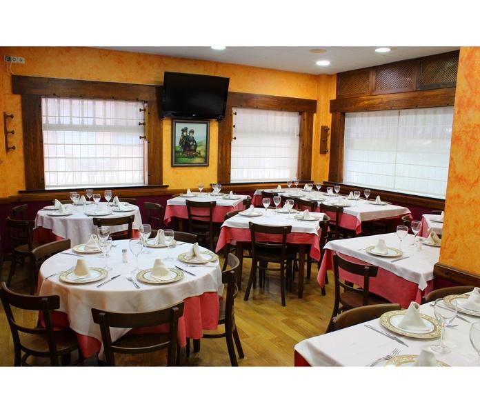 Celebraciones: Especialidades de Restaurante A-Xana