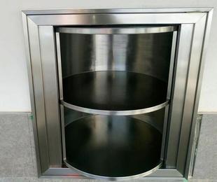 Instalaciones de acero inoxidable para mejora o adaptabilidad de negocio
