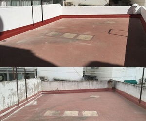 Pintura e impermeabilización de azoteas en Zaragoza