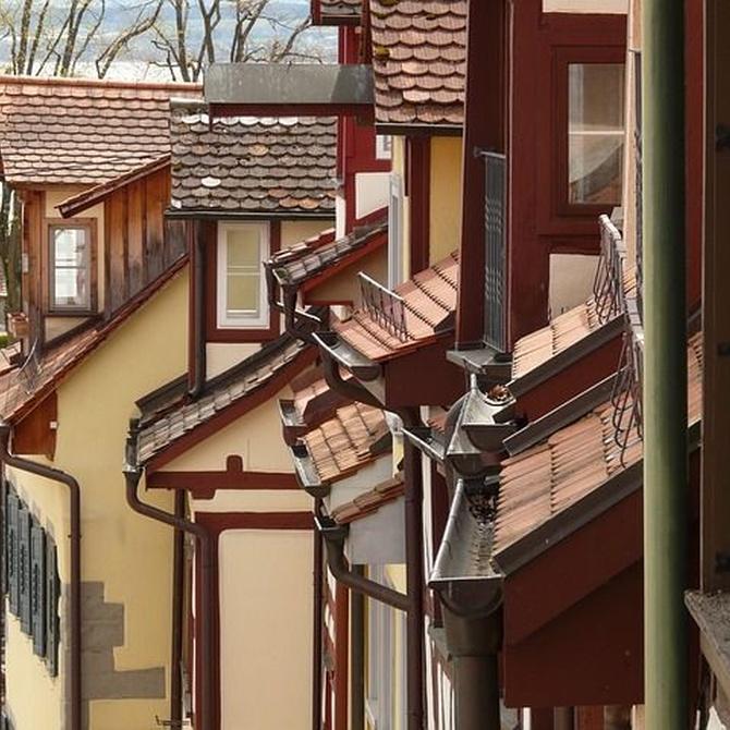 Las ventajas de los conductos de zinc en el tejado