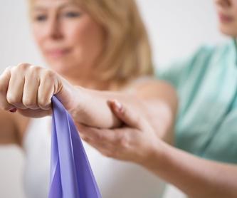 Drenaje linfático manual: Servicios de Rehabilitarte