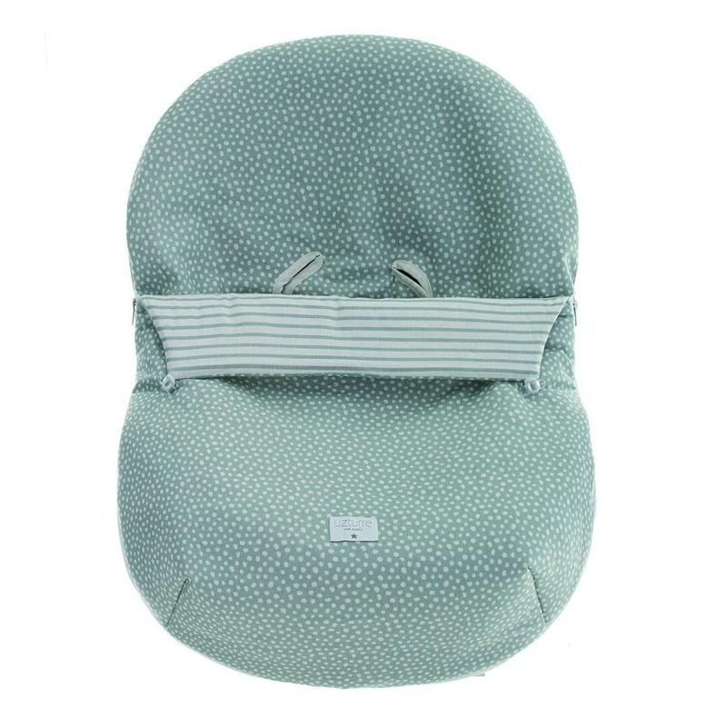 Saco Grupo 0 Guiller Uzturre color menta: Productos de Mister Baby