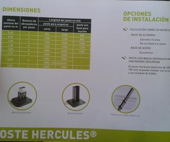 ALAMBRE DE ESPINO: Catálogo de Cercastur, S. L.