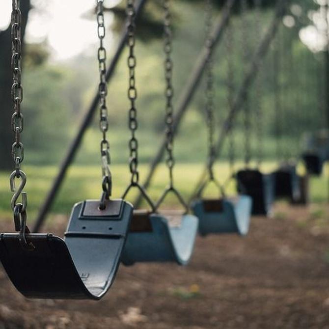 La evolución de los parques infantiles en los últimos años
