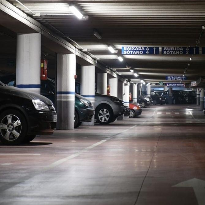 Ventajas de los aparcamientos cubiertos de aluminio