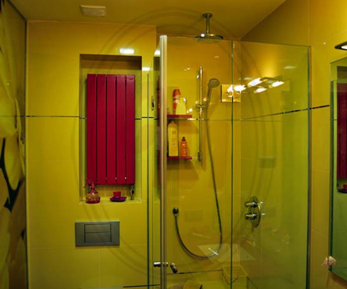 Acristalamiento Baño. Mamparas de baño a medida Madrid: Productos  de Cristalera Madrileña
