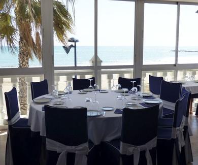 Celebra tu evento en Restaurante La Marina