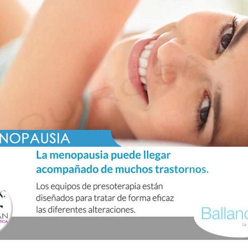 Presoterapia Ballancer: Productos de Quirosan