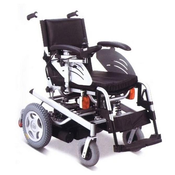 Tipos de sillas de ruedas