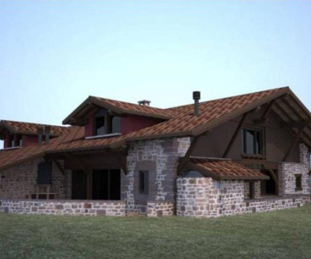 Rehabilitar un antiguo caserío vasco