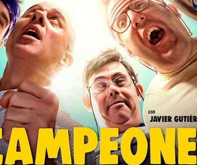 """Premio para la película """"Campeones"""" por su tratamiento al colectivo de discapacitados"""