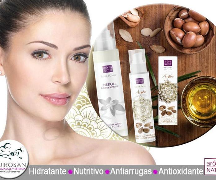 Facial Hidratante - Nutritivo al cacao y al argán: Servicios de Quirosan
