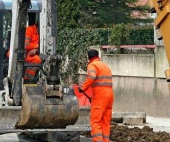 Demoliciones: Servicios de Excavaciones Brazomar