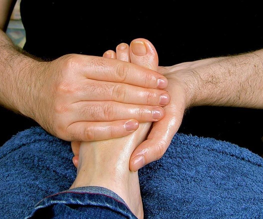 Las zonas erógenas para ellos en un masaje