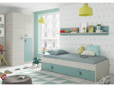 Como pasar del mueble infantil al mueble juvenil