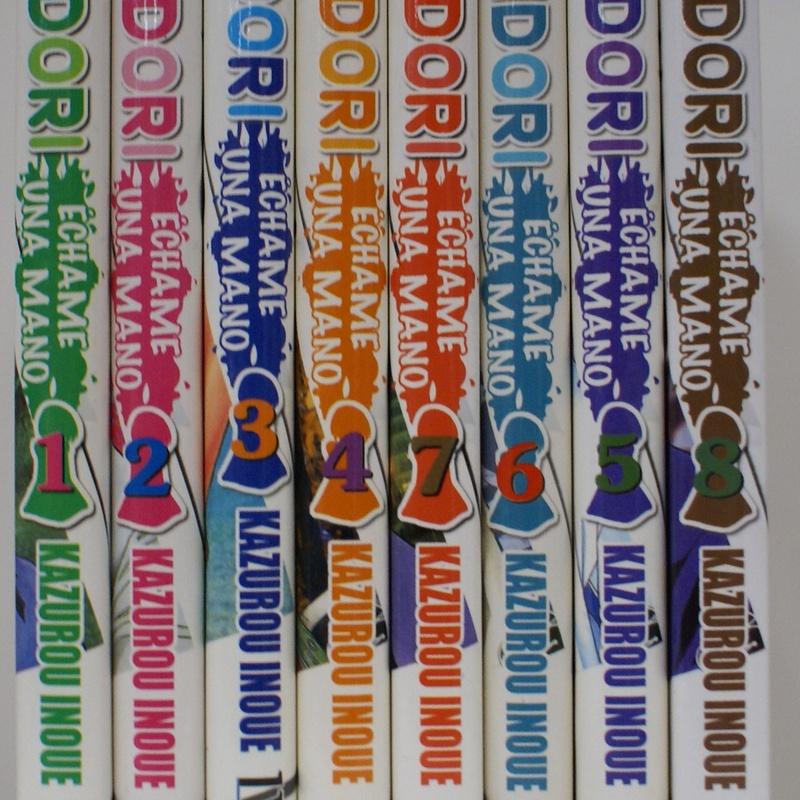 "Comic MIDORI ""echame una mano"" 8-VOL.: Catalogo de Ocasiones La Moneta"
