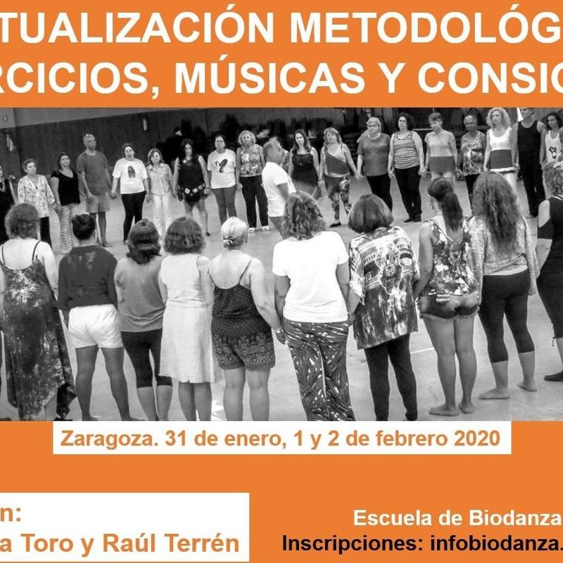El arte de facilitar Biodanza. Actualización metodológica. : CURSOS de Augusto Madalena