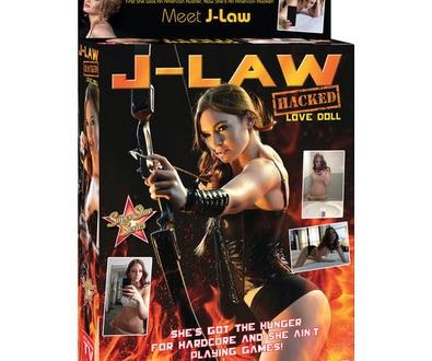 J-LAW HACKED MUÑECA HINCHABLE(41.99€)