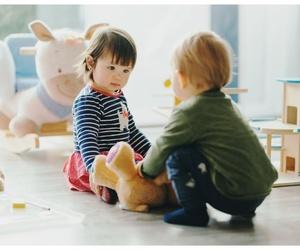 Adpoción y adaptación a la escuela infantil