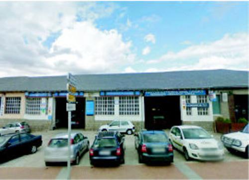 Taller de coches en Ávila