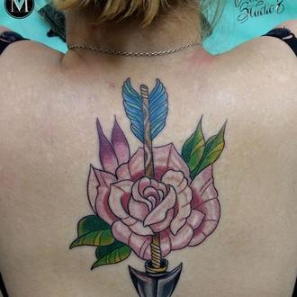 Tatuajes de color