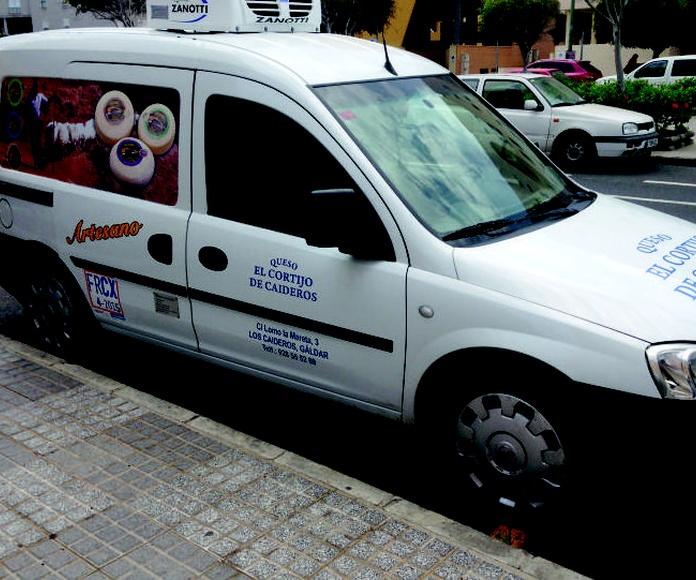 Rotulación Las Palmas