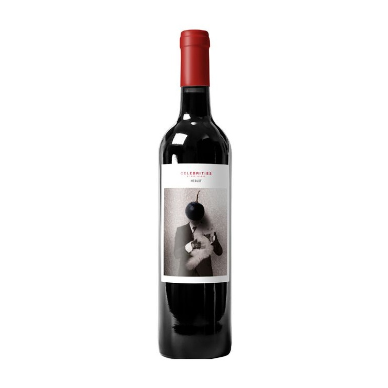Celebritis Merlot - Tinto Joven: Catálogo de Mainake XXI