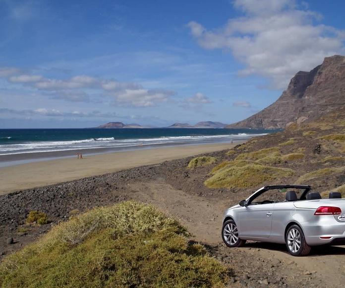 Car rental Lanzarote: Services de Rent a Car Anthon