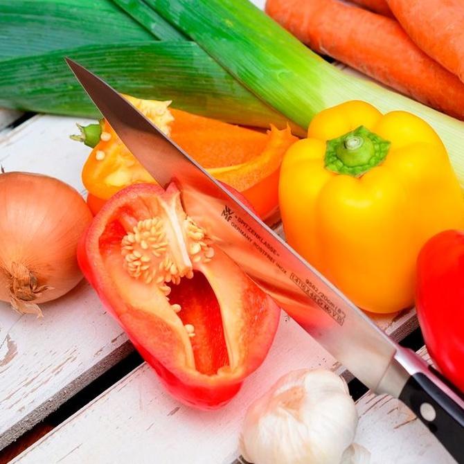 Utensilios básicos en la cocina