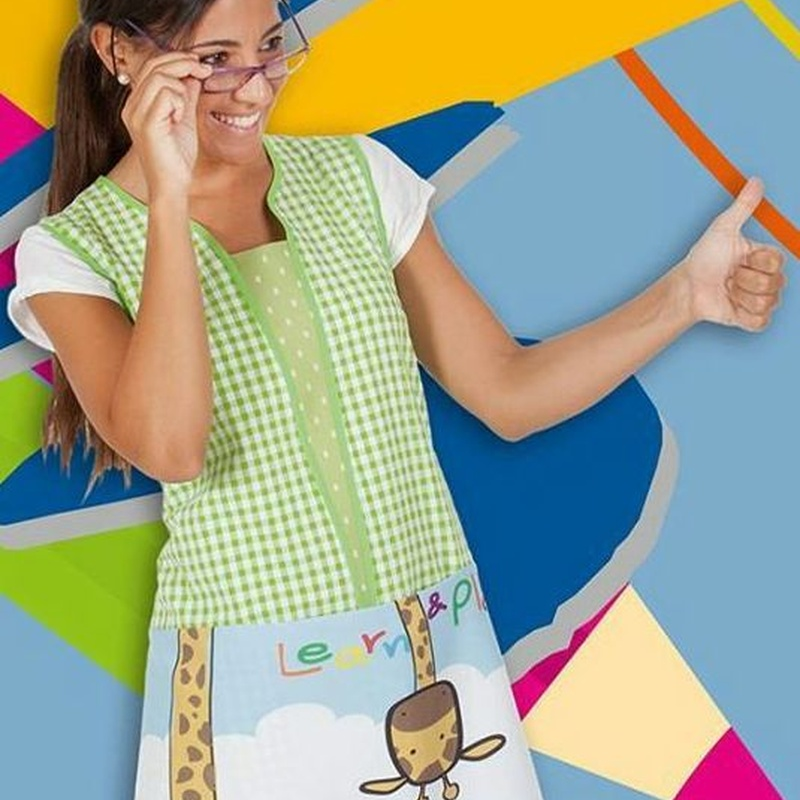 Uniforme educadora