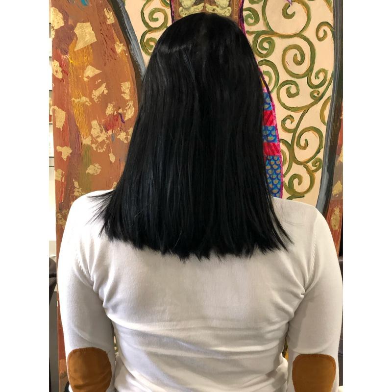 Extensiones: Servicios de Natural Hair