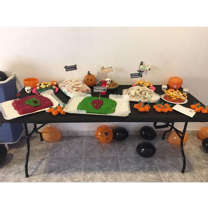 Fiesta de Halloween: Actividades de Como mola