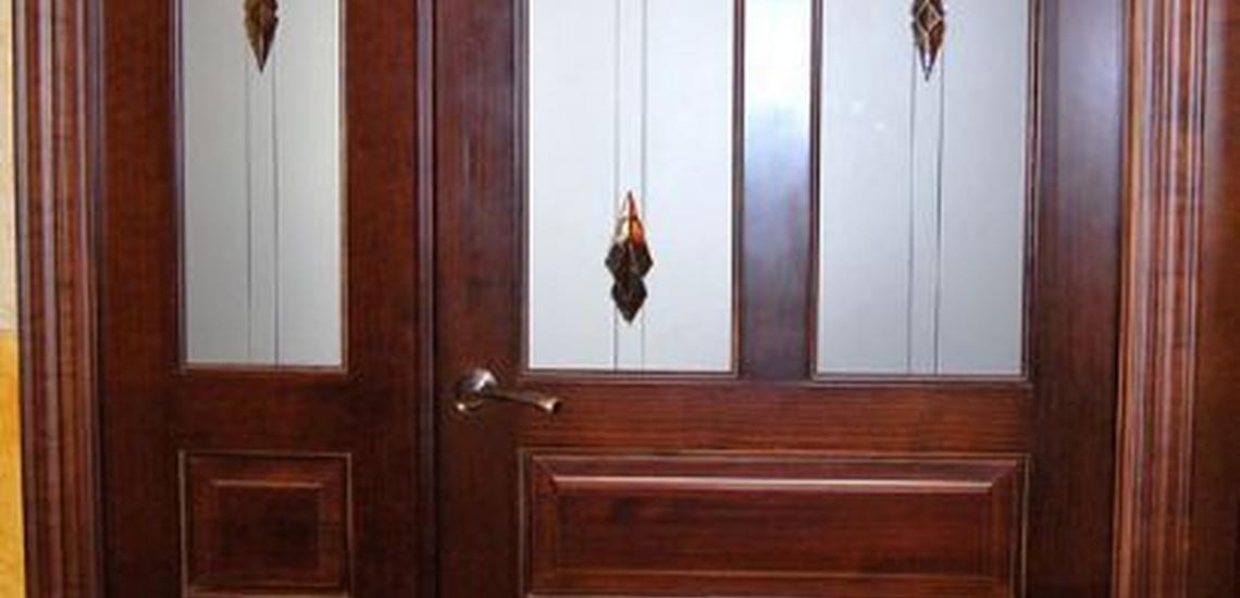 Puertas de madera y frentes de armarios en Leganés