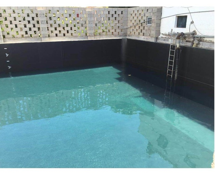 Impermeabilización de piscinas: Servicios de Impermeabilizaciones Pacheco