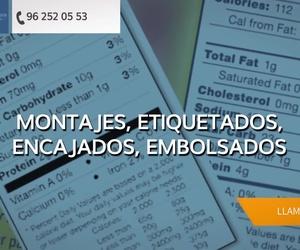 Empresas de serigrafía en Valencia: Manipulados Deyto